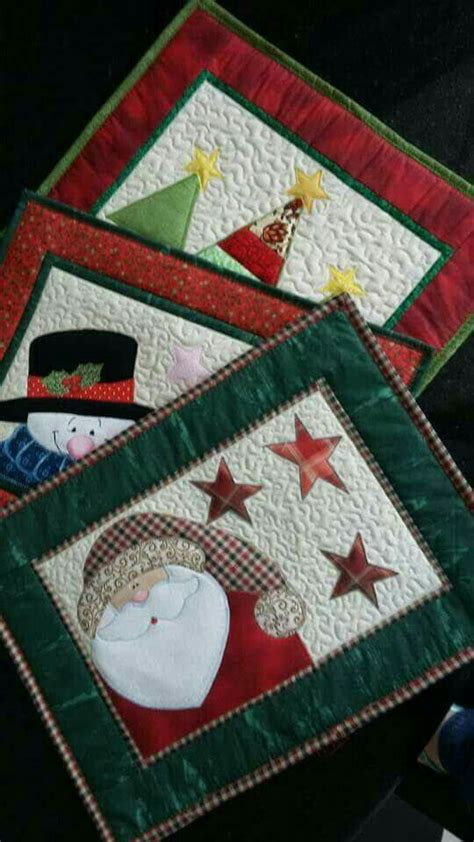 pattern christmas placemats 2462 best placemats images on pinterest carpets