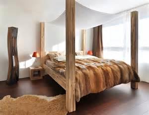 d 233 co de chambre moderne avec meubles et surfaces en bois