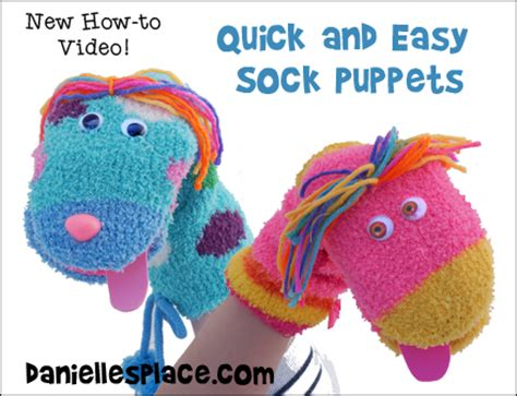 How To Make Puppets At Home With Paper - puppet crafts can make
