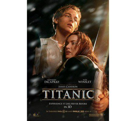 film titanic complet titanic 3d film en salle test complet film blu ray