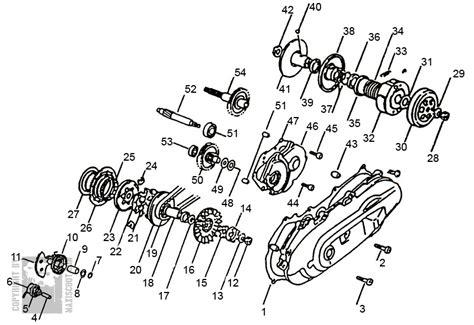 Crankshaft Rr Original Kawasaki yamaha oem parts transmission variator yamaha aerox