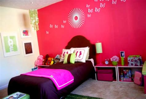 girls bedroom wall decor lovely decoration ideas for bedrooms girls with pink