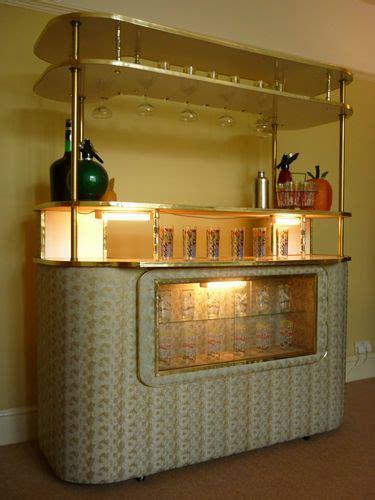 vintage cocktail bar home drinks cabinet uk home decor