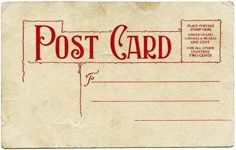 free printable picture postcards vintage postcard ephemera christmas old design shop blog