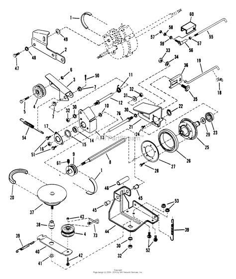 snapper parts diagram snapper p21600 21 quot 6hp steel deck 90 s series 0 parts
