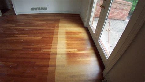 Prevent Faded Wood Floors   How To Keep Your Floors