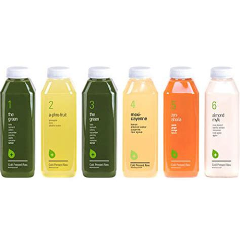Best Detox Brands by 9 Best Detox Juice Cleanses In 2016 Delicious Juice