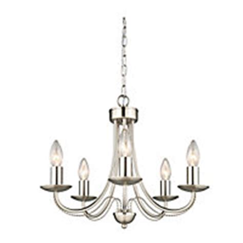 Homebase Chandelier Chandeliers Glass Chrome Large Small At Homebase