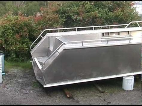 building a 16 foot aluminum fishing boat from a kit | doovi