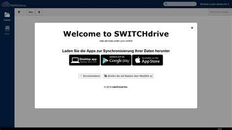 Switch Sein Dritv Switch Drive Der Akademische Cloud Dienst Projektblog