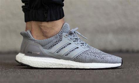Ultra Boost Grey adidas ultra boost quot grey metallic quot highsnobiety