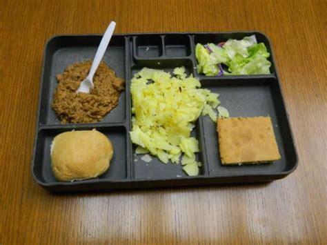pr馗ision cuisine prison food vs lunches 14 pics izismile com