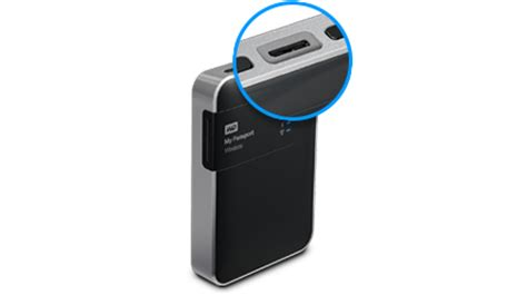 Wd My Passport Wireless 2tb Usb3 0 wd my passport wireless 2tb ext 2 5 quot usb3 0 black