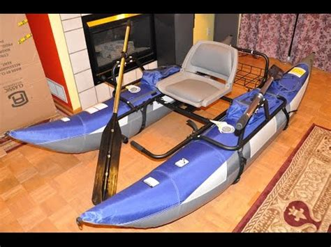 inflatable fishing pontoon boat cimarron classic inflatable fishing pontoon boat cimarron classic how to