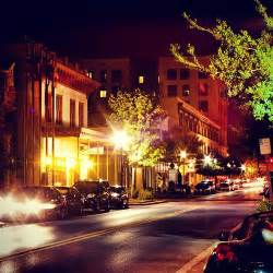 long exposure of downtown pensacola jeadoll took some of