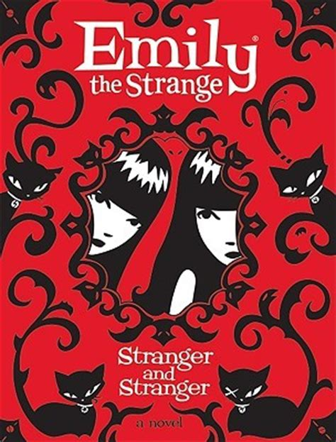 libro the stranger from the stranger and stranger emily the strange novels 2 by rob reger reviews discussion