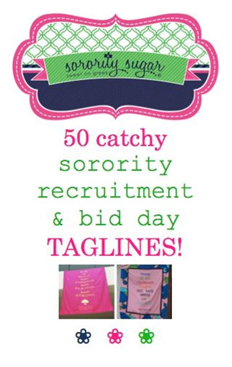 bid day card sorority recruitment template 462 best images about recruitment themes on