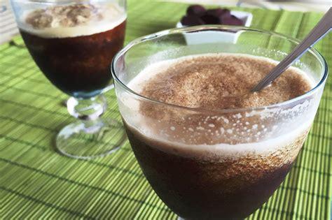 recetas de cafe imprescindibles receta de granizado de caf 233 y stevia