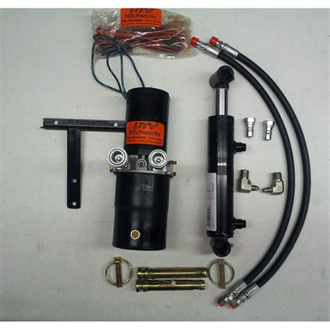 hydraulic bed lift kit for the rtv500