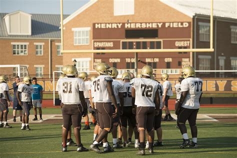 athletics milton hershey school