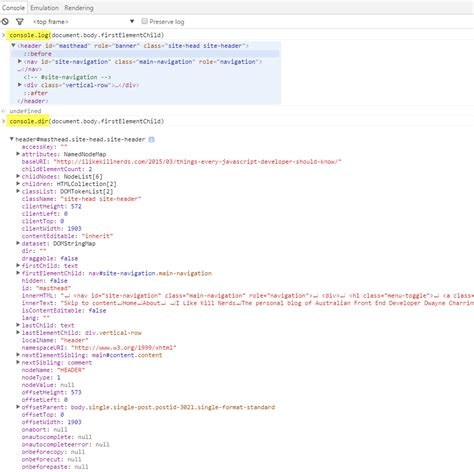 jquery console log javascript console log format phpsourcecode net