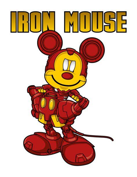 iron mouse ym graphix graphic design