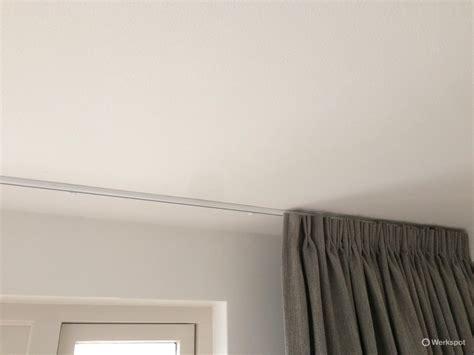gordijnroede ophangen youtube gordijnrails laten ophangen