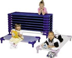 Toddler Cot Bed Daycare Day Care Pre School Supplies Rest Mats Sleeping Cots