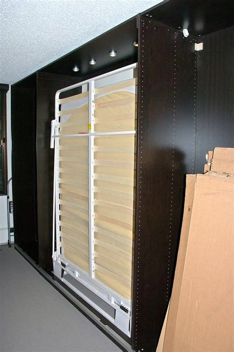Murphy Bed Frame Ikea 13 Best Murphy Bed Ikea Images On Wall Beds 3 4 Beds And Murphy Bed Ikea