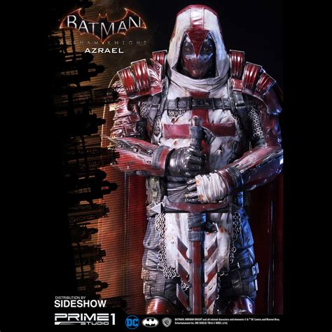 Classic Home Floor Plans Batman Arkham Knight Azrael Polystone Statue