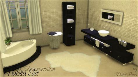 Sims 2 Bathroom by Sims 4 Ts2 Reflexsims Habita Bathroom