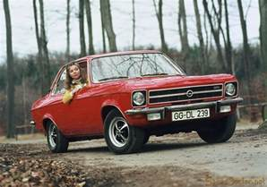 Opel A Opel Ascona A 1970 75 Speeddoctor Net