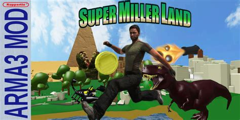 cách mod game trên ios super miller land mod for arma 3 mod db
