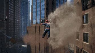 spider man swinging game insomniac s spider man swinging compared to previous games