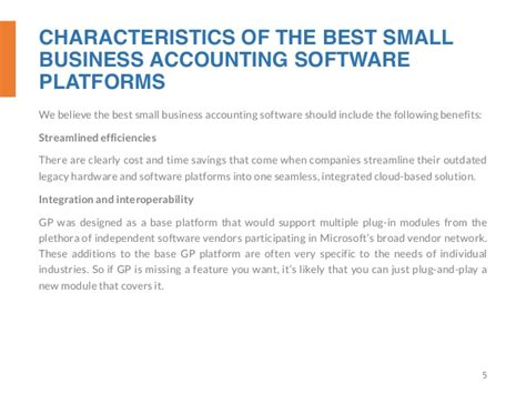 Easiest Top Mba Program To Get Into by Best Small Business Accounting Software Tips