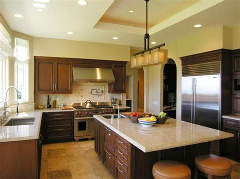 Transitional Kitchen Cabinets by Top Kitchen Trends Lighting Cabinetry Loretta J