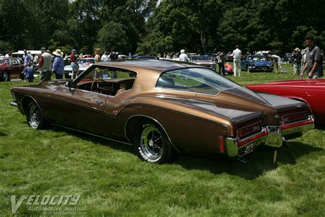 1972 Buick Riveria Classic Cars 1972 Buick Riviera Is One Of The Most