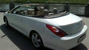 Toyota Convertible Models Toyota Solara Convertible 2015 Reviews Prices Ratings