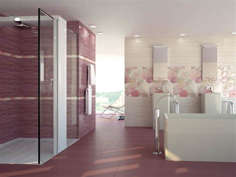 decorar baños con azulejos armadio dispensa antico vintage