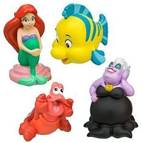 mermaid bathtub toy fun under the sea the 6 best little mermaid bath toys