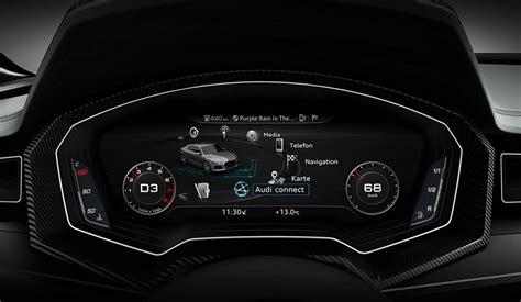 Lcd A3 2016 facelifting audi a3 2016 wprowadzi cyfrowe zegary lcd