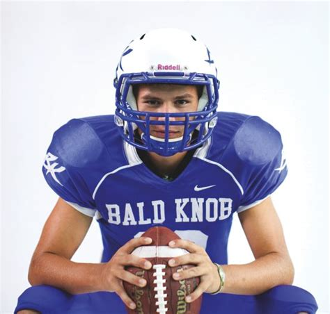 Bald Knob High School by Not All About The Numbers Cordell Crisp Puts Up Eye