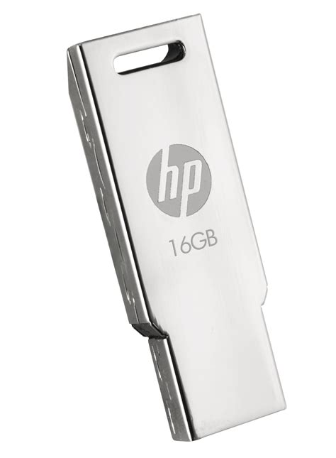 Usb Hp 16gb hp v232w 16gb usb 2 0 utility pendrive metal buy hp