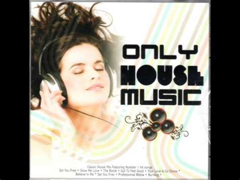 house music 90 quot only house music quot mixed by greg thomas classic 90 s house mix full cd youtube