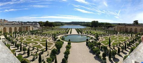 The Gardens Of Versailles by Sights Auberge La Farigoule Bidon