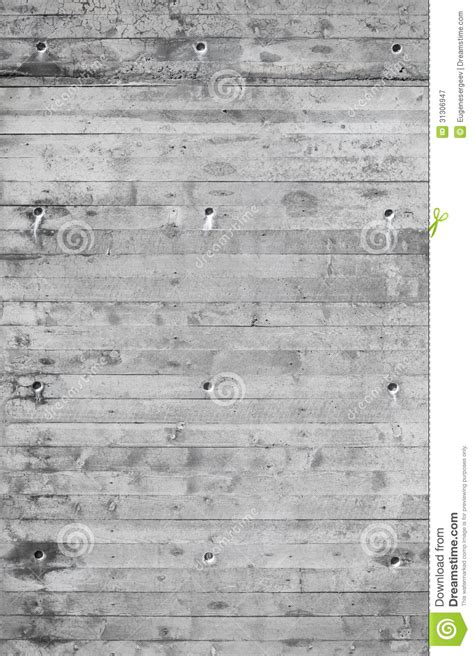 Concrete Block Floor Plans gray concrete wall with wood relief pattern royalty free