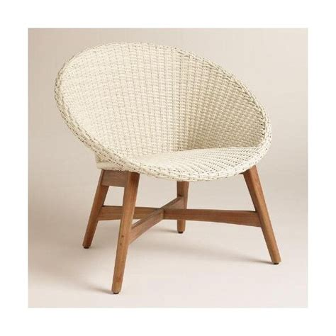Cost Plus World Market Patio Furniture by Cost Plus World Market All Weather Wicker Vernazza