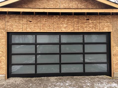 Frosted Glass Garage Doors Photo Gallery Of Our Garage Door Installation Projects
