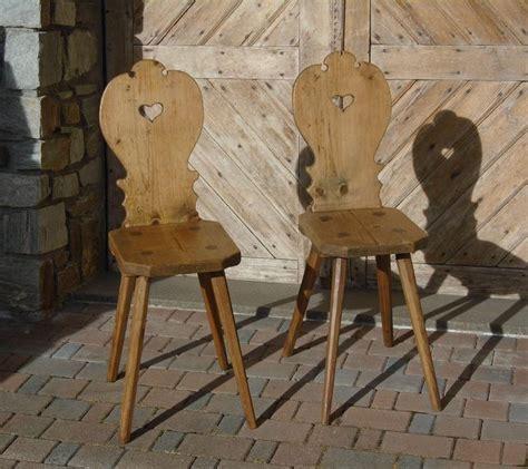 sedie tirolesi oltre 25 fantastiche idee su mobili antichi su