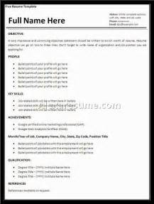 sle acting resume no experience cashier resume sle no experience 28 images